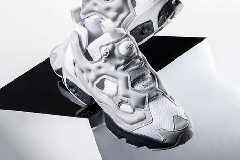 Luxury-Inspired Chunky Sneakers