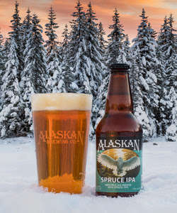 Award-Winning Spruce Ales