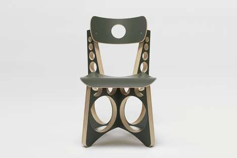 Perforated Chair Designs