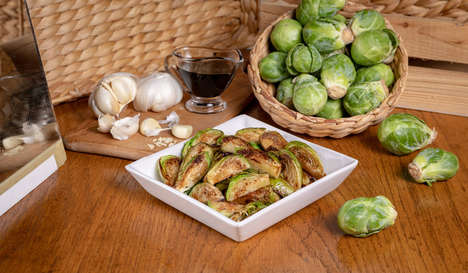 Sautéed Brussels Sprout Sides
