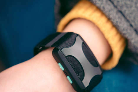 Stress Recovery Wearables