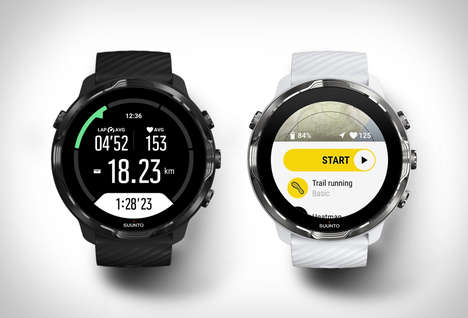 Adaptable Lifestyle Smartwatches