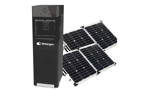 Solar-Powered Water Filtration Systems