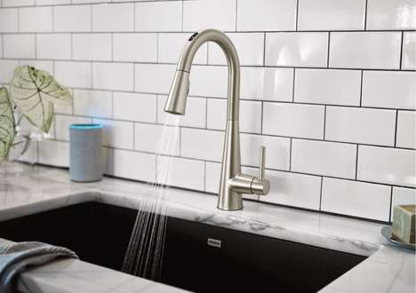 Precision Voice-Controlled Faucets