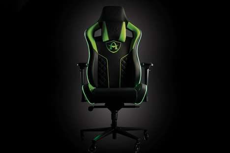 Vibrating Gaming Chairs