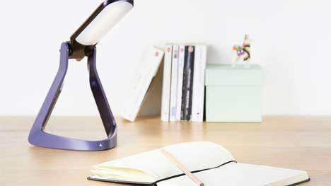 Dyslexia-Accommodating Lamps