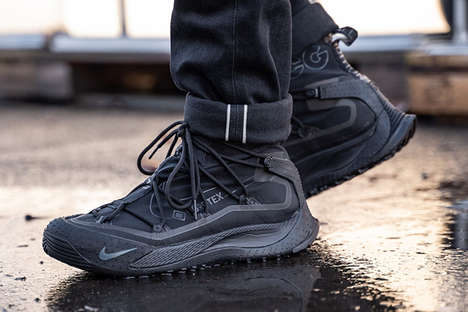 Streetwear-Inspired Winter Shoes