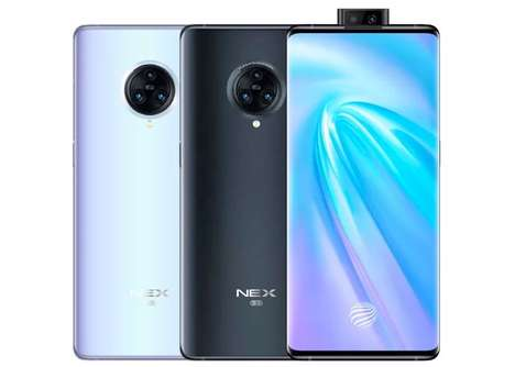 5G Pop-Up Camera Smartphones