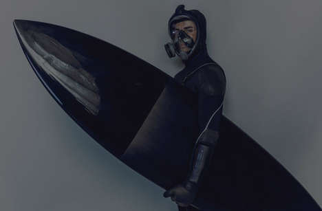 Pollution-Detecting Wetsuits