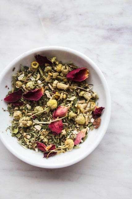 Organic Health-Focused Superfood Teas