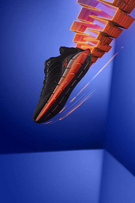 Energy-Return Sneakers