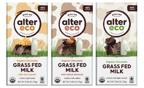 Grass-Fed Chocolate Collections