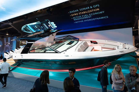 Technologically-Integrated Boat Power Systems