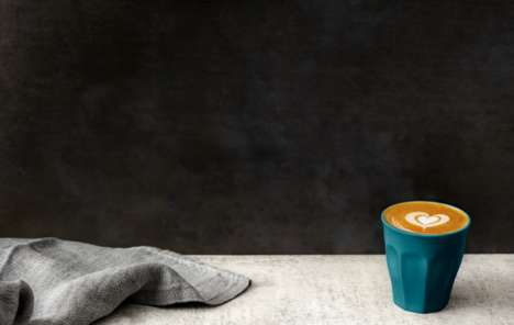 Handcrafted Oat Milk Lattes
