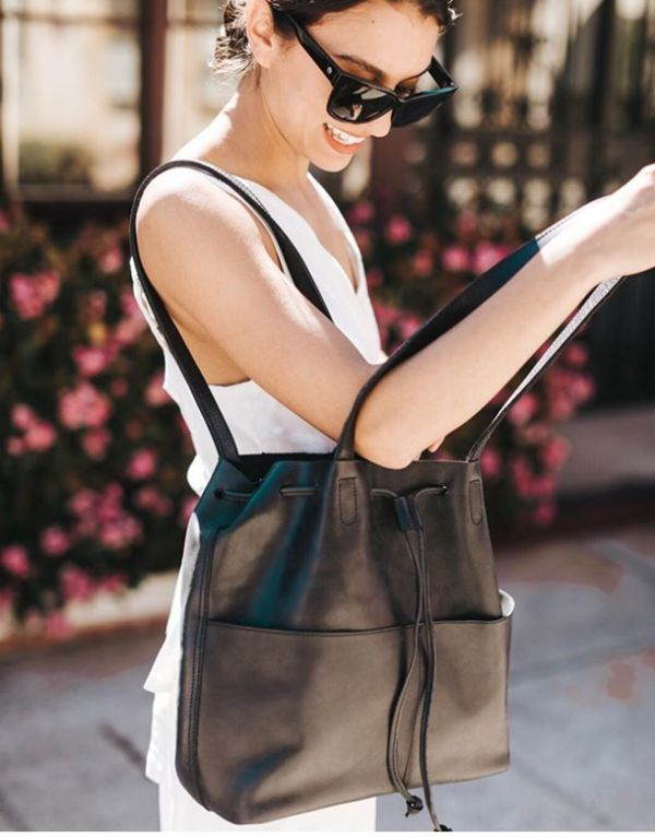Empowering Bucket-Style Bags