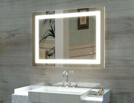 Anti-Corrosion LED Mirrors