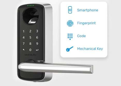 Four-in-One Smart Locks