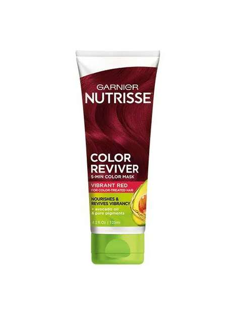 Color-Enhancing Hair Masks