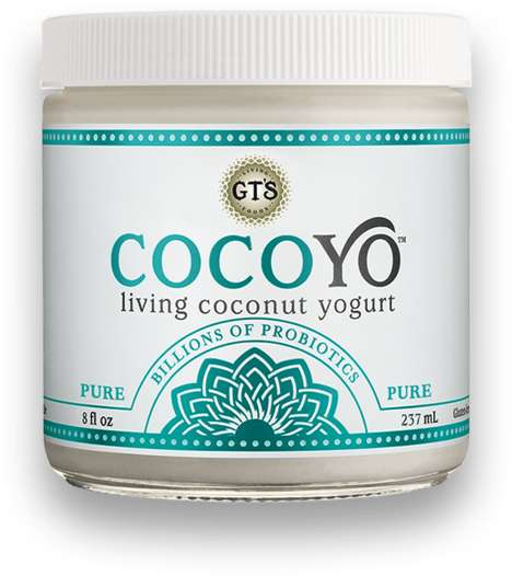 Living Coconut Yogurts