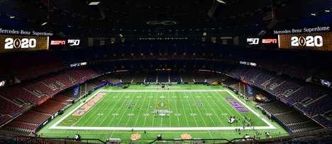 Customizable Enhanced Football Broadcasts