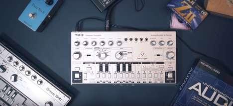 Bassline Synth Clones