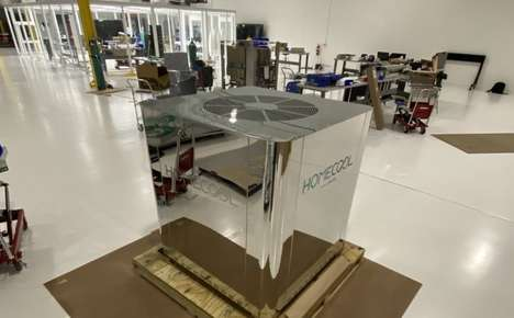 Refrigerant-Free AC Units