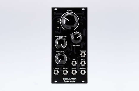 Exploratory Modular Synth Systems