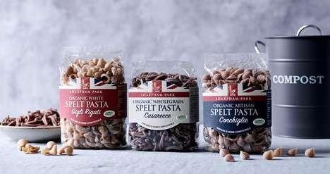Vegan-Friendly Pasta Products