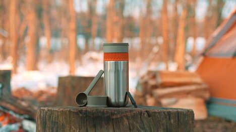 Vacuum Pressure Coffee Makers