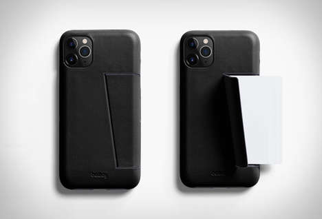 Card-Concealing Smartphone Cases