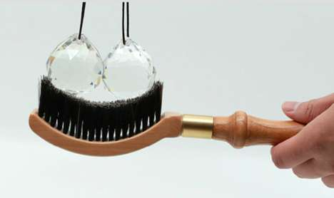 Intimate Male Grooming Brushes