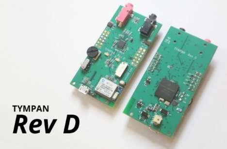 Open Hardware Hearing Aids