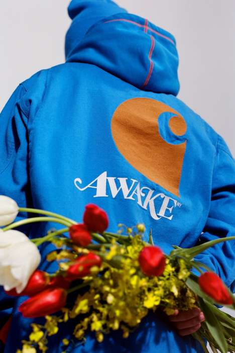 Vintage Hunting-Inspired Streetwear - Awake NY and Carhartt WIP Join Forces on a Heavy-Duty Capsule