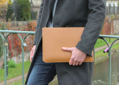 Apple Leather Technology Cases