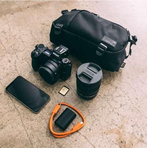 Portable DSLR Sling Bags