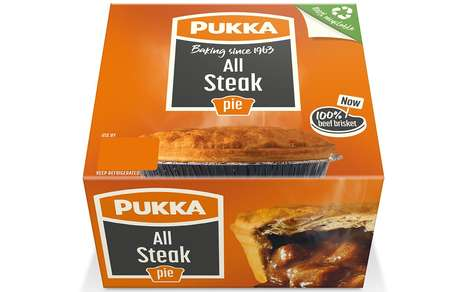 Plastic-Free Pie Packaging