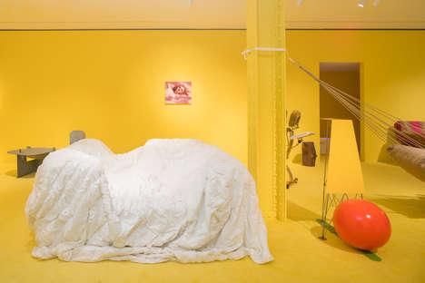 Comfort-Focused Furniture Exhibitions