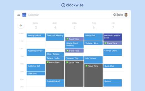 Optimized AI-Powered Calendars