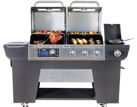 Connected Outdoor BBQs