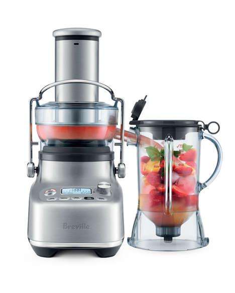 Juicer-Blender Hybrids