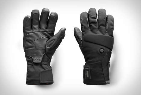 Call-Taking Winter Gloves