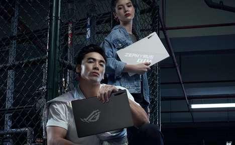 Customizable Display Gamer Laptops