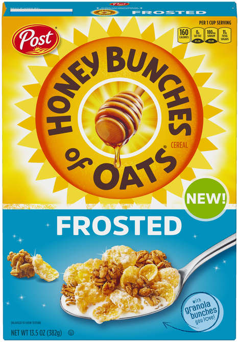 Frosted Oat Cereals