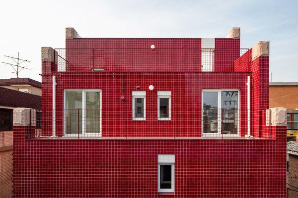 Video Game-Referencing Apartment Blocks