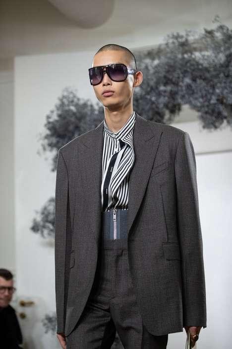 Western-Inspired Luxe Spring Streetwear