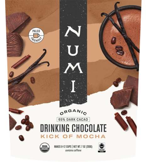 Low-Sugar Drinking Chocolates
