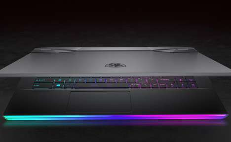 Illuminated eSports Laptops