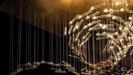 Strikingly Luminous Exhibits