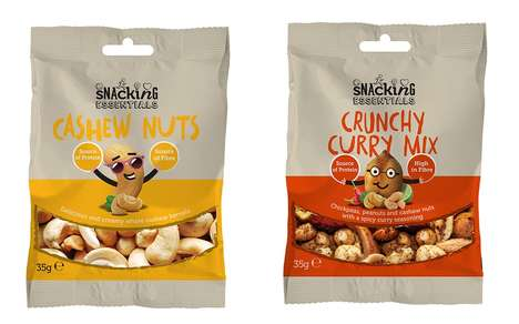Energizing Prepackaged Snacks