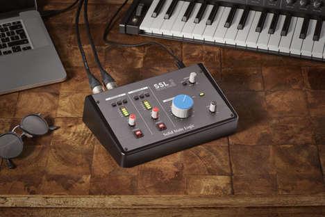 Personal Studio Audio Interfaces